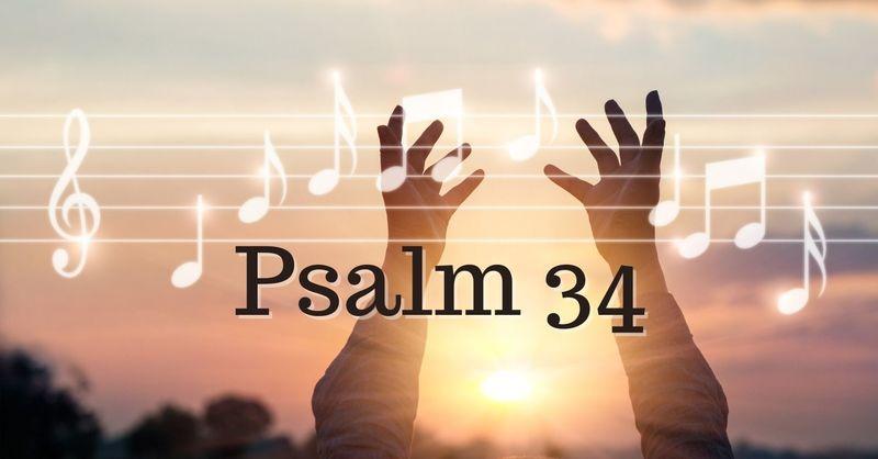 Psalm 34:4-5