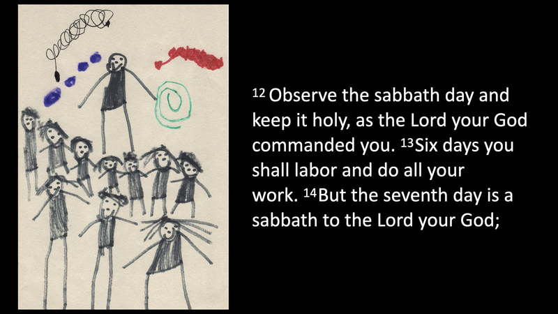 The Vision of Sabbath Living