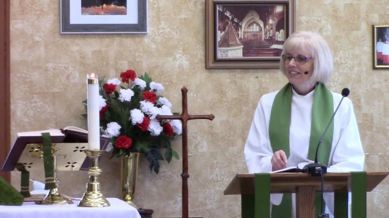 5th Sunday after Epiphany Sermon Feb. 7, 2021