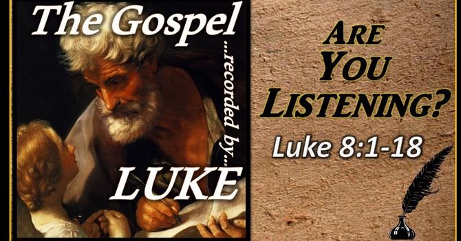 The Gospel of Luke 12 - Moving in Mighty Power
