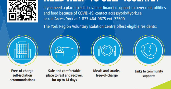 York Region Isolation Centre image