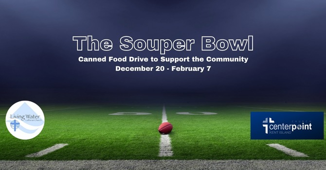 Souper Bowl #5.  A halftime show for the ages.