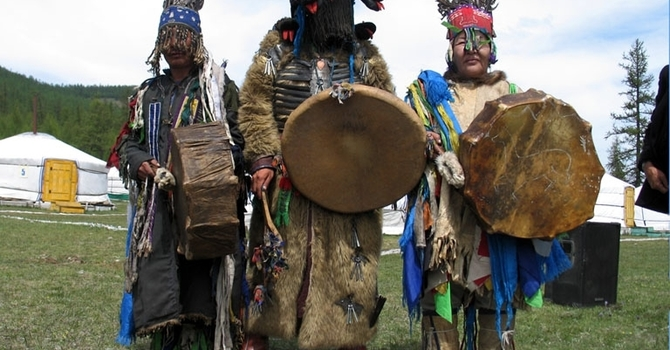 Shamanism – An A-Z Reference Guide