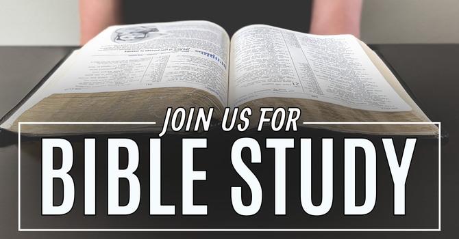 Adult Bible Study - Zoom