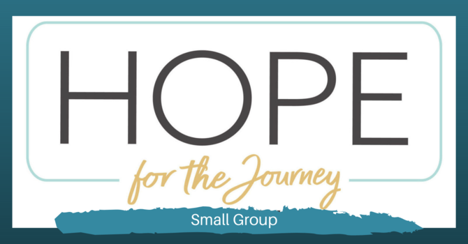 Hope for the Journey image