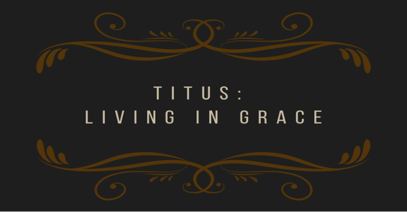 Confronting with Grace