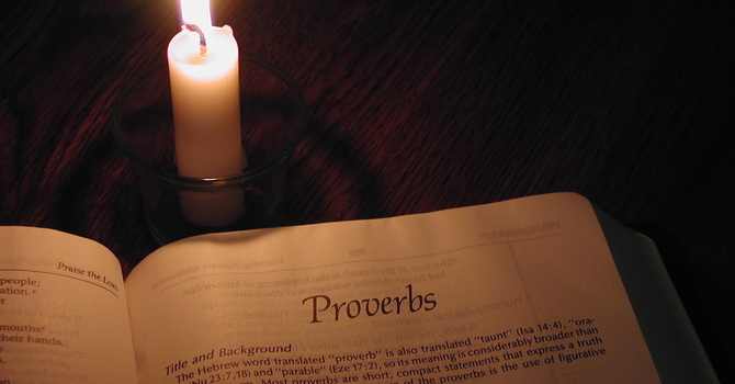 Proverbs on Conflict