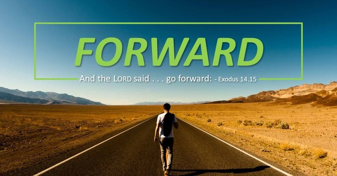 Forward in the Christian Life
