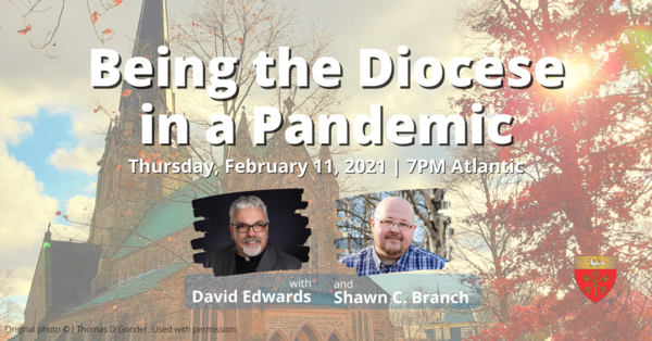 Being the Diocese in a Pandemic - this Thursday!