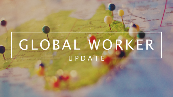 Come and hear from our Global Workers