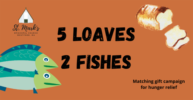 5 Loaves, 2 Fishes