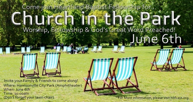 2021 Church in the Park
