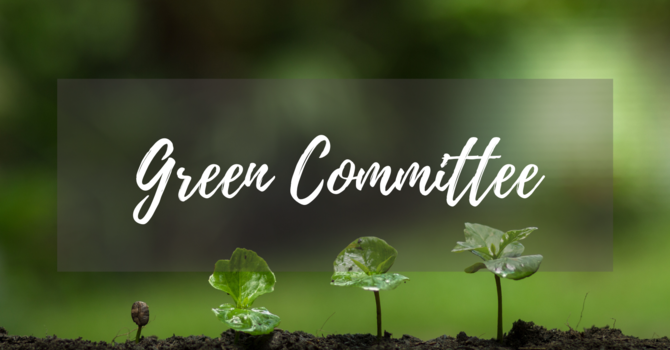 Green Committee Meeting [Zoom]