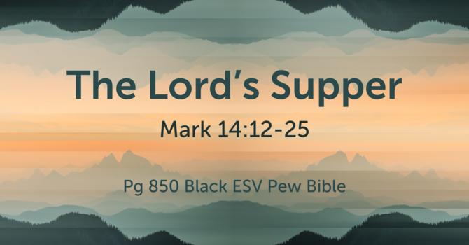CVBC 2.7.21{Mark 14:12-25}
