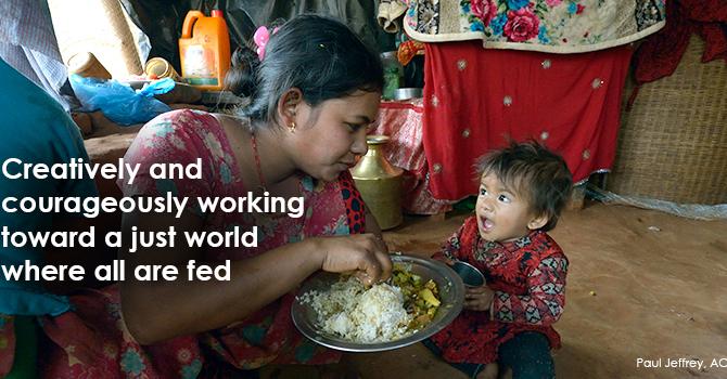 ELCA World Hunger image
