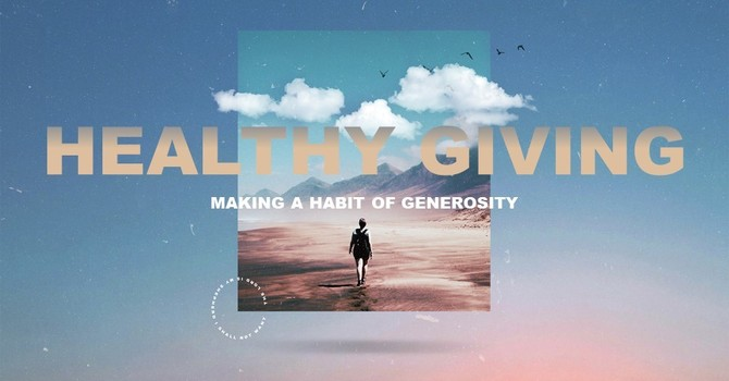 Healthy Giving