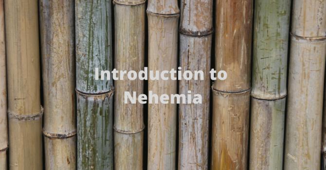 Introduction to Nehemia