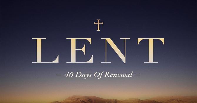 Lenten Prayer Practice Series
