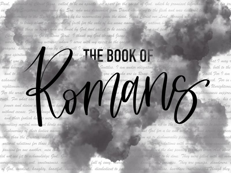 Romans 11:33-36