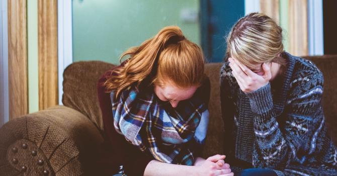 Praying Together - morning prayer each week