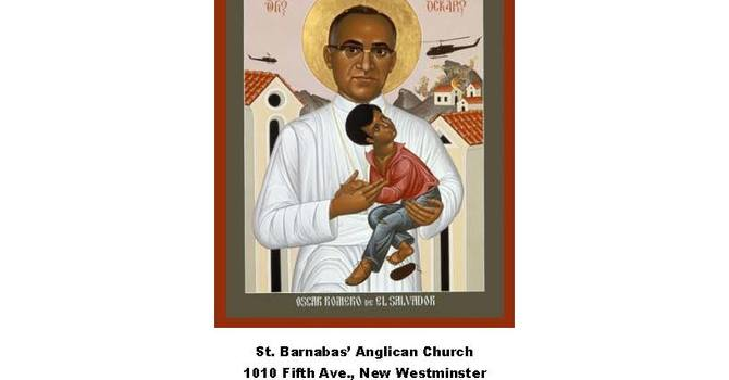 Eucharist in Spanish to Honour the Martyrdom of Bishop Romero image