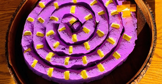 Lenten Spiral image