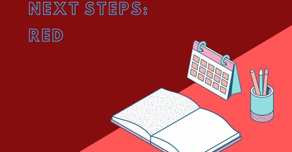 Next Steps Red