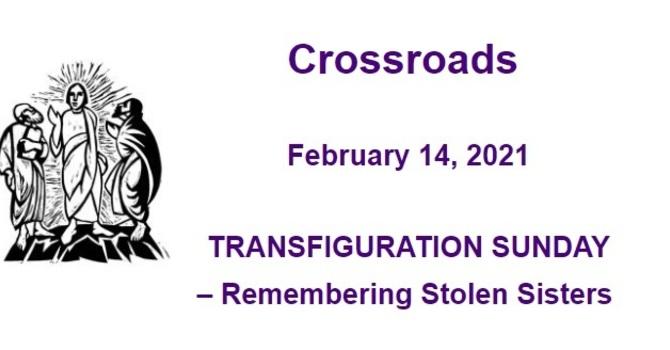 Crossroads February 14, 2021 image