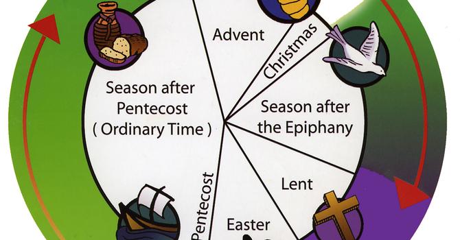 Summer Worship...looks a little bit different! image
