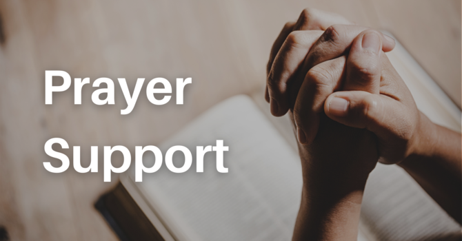 Prayer Support