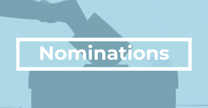 Elder and Director Nominations