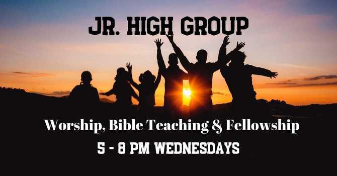 Junior High Ministry