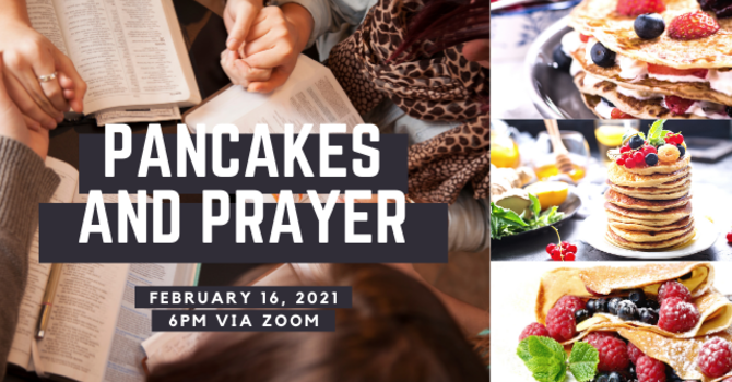 Pancakes and Prayer image