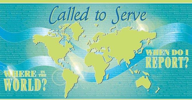 Missionary New Februay 2021