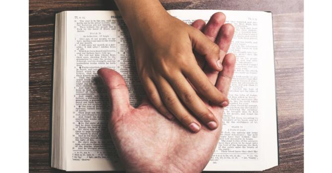 Family Discipleship, Week of February 14, 2021 image