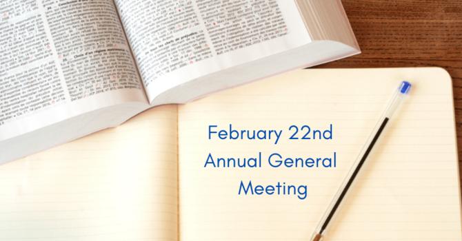 2020 Annual General Meeting image