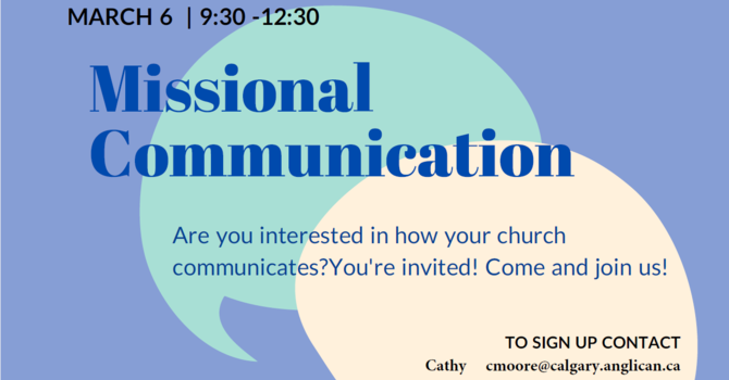 Missional Communication