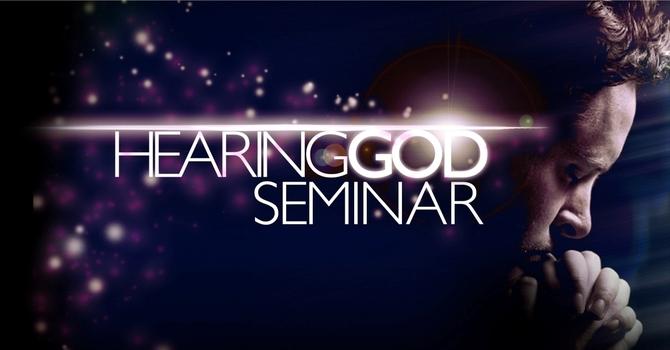 聆聽神課程 Hearing God Seminar 2021