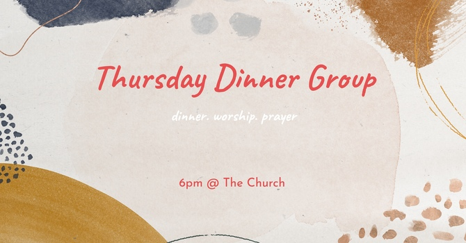 Thursday Dinner Group