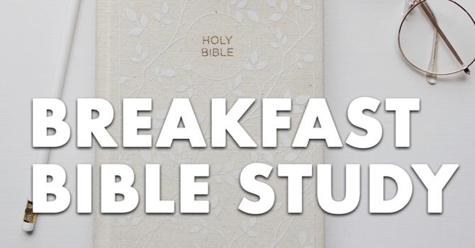 Breakfast Bible Study