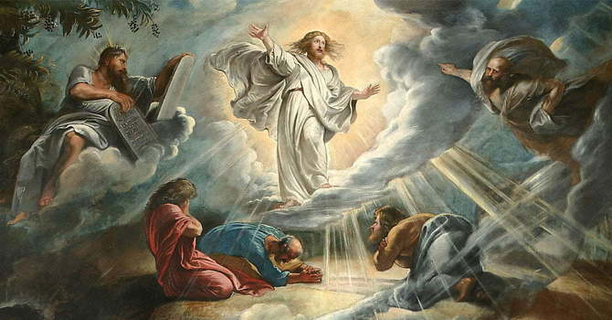 Last Sunday after Epiphany / Transfiguration image