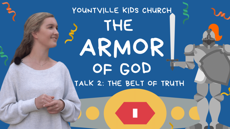 2. The Belt of Truth