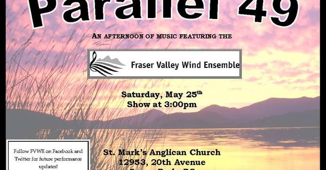 Chamber Music Concert at St. Mark's Ocean Park, May 25th image