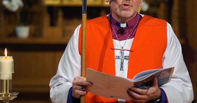Installation John Stephens as Bishop
