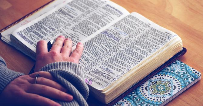 Ladies' Bible Study image
