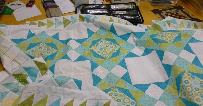 Absolutely Obsessed Quilting June 21 - 25, 2021