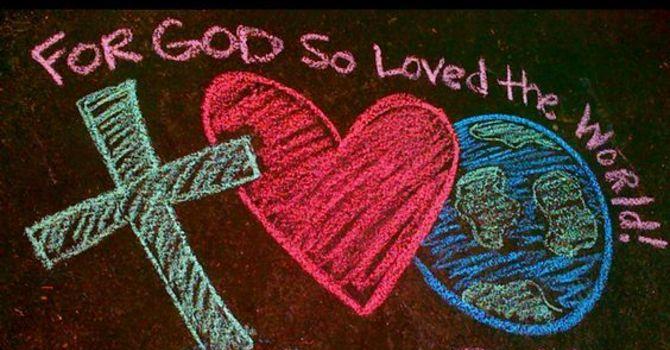 For God So Loved