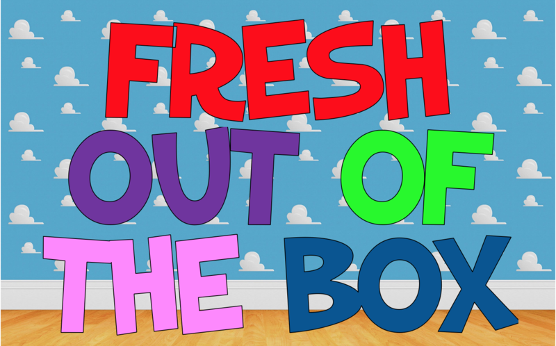 Fresh out of the Box Week 4