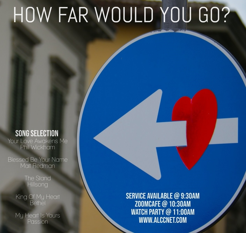 How Far Would You Go?
