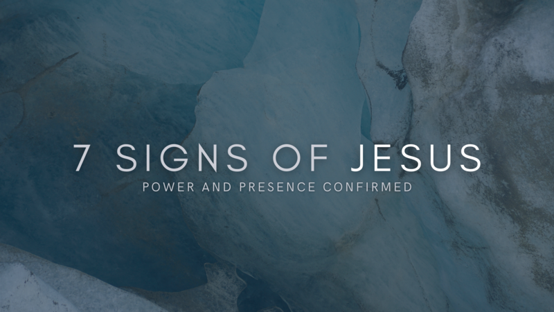 7 Signs of Jesus